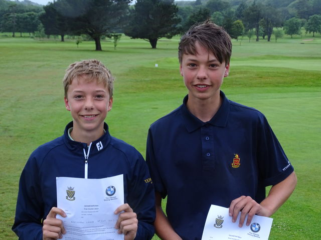 Juniors :: Cornwall Golf Union