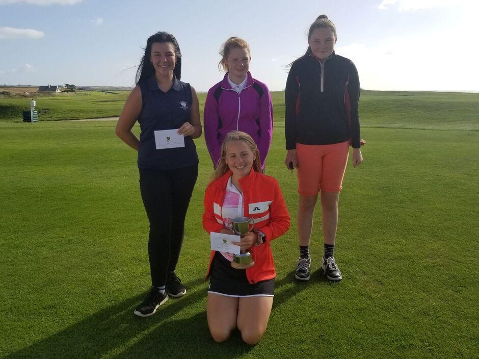 Junior News :: Cornwall Golf Union